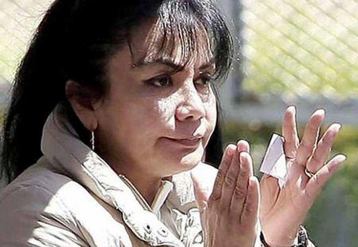 Sandra Ávila Beltrán fue condenada a 70 meses de cárcel el pasado jueves por el juez federal Michael Moore(elheraldo.hn)