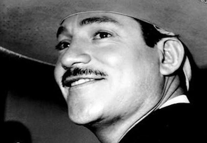 El cantante ranchero falleció el 19 de abril de 1966, luego de ser operado una semana antes.(Notimex)