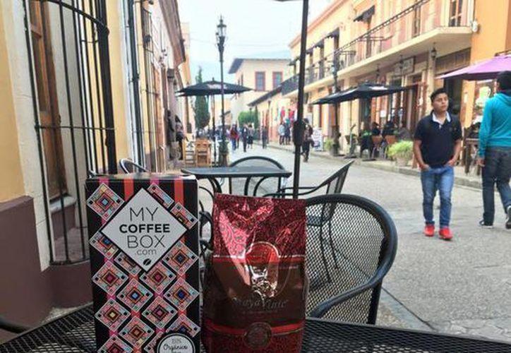 My Coffee Box es una iniciativa de venta por internet que trabaja en conjunto con cooperativas cafetaleras de Chiapas. (Facebook)