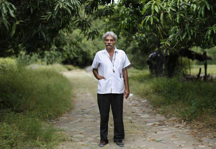 """""""Jamás voy a convocar al desarme a menos que se cumplan las peticiones que hemos hecho"""", dijo el doctor José Manuel Mireles, líder de las autodefensas en Michoacán. (Agencias)"""