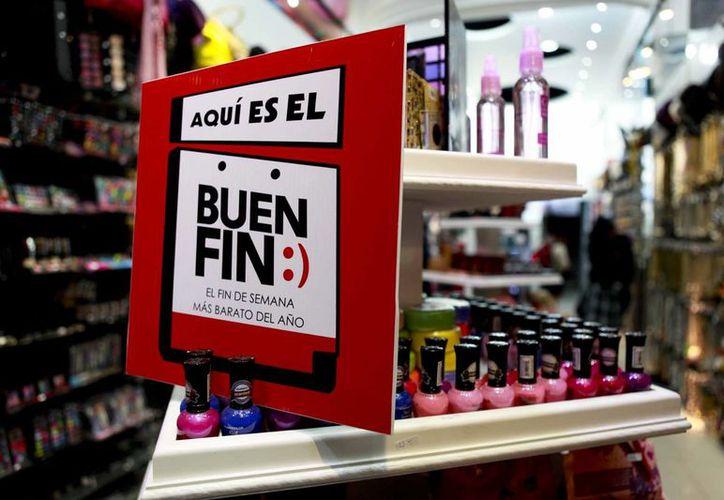"""En 2015 el """"Buen Fin"""" reportó 20 millones de transacciones. (Contexto/ Ofertasbuenfin.mx)"""