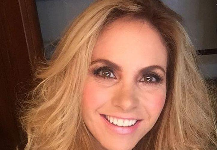 Actualmente Lucero participa en una serie de la cadena Univision. (Instagram)