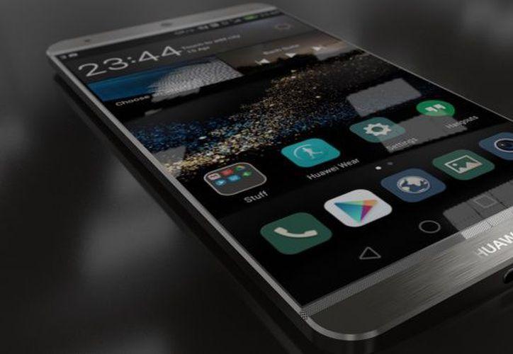 El Huawei Mate 10 seguirá la tendencia de moda en 2017 de crear 'smartphones' con pantalla sin marcos laterales. (Foto: Movilzona).