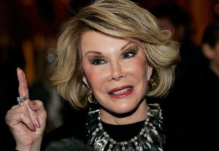 La crítica de moda de 81 años permanece en estado de coma, inducido por los médicos que la atienden. (Excelsior/Reuters)