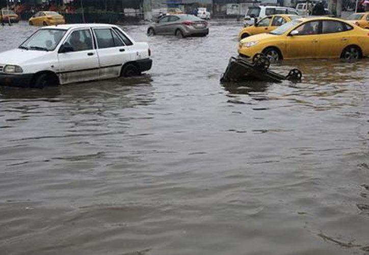En 2015, al menos 58 iraquíes murieron en inundaciones. (Noticias Caracol)