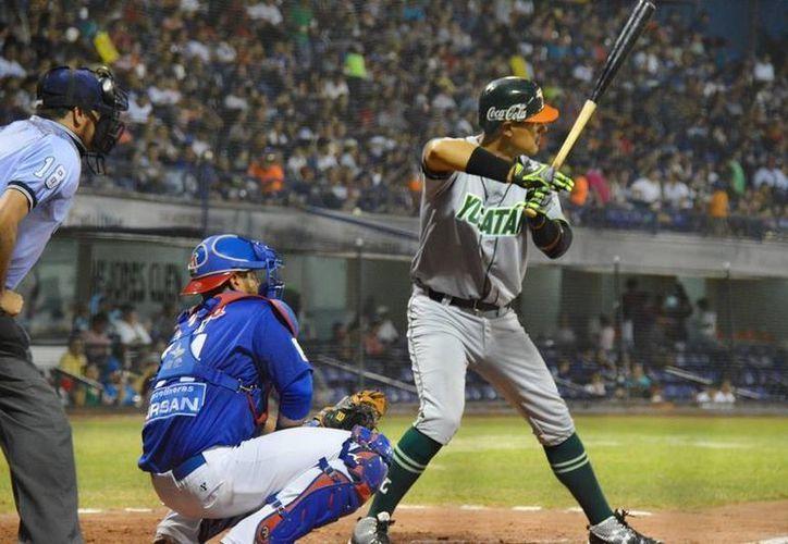 Yucatán se despachó con la cuchara grande al colocar 12 imparables en el patio de los Acereros. (Facebook: Acereros Oficial)