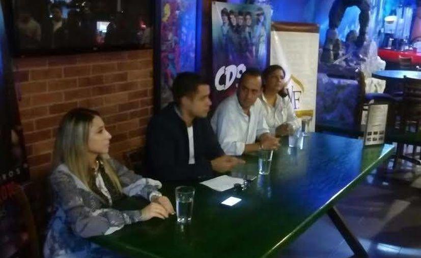 CD9 ha logrado posicionar en los primeros lugares de popularidad su primer sencillo. (Alejandra Flores/SIPSE)