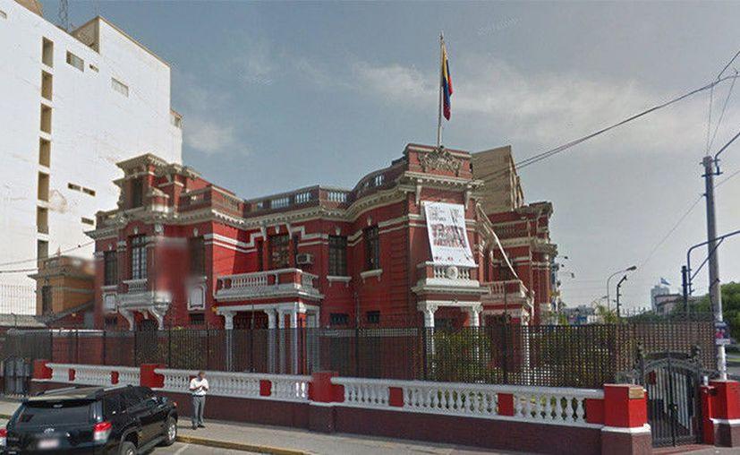 Perú ha expulsado del país al embajador de Venezuela, Diego Alfredo Molero Bellavia. (Google Maps).