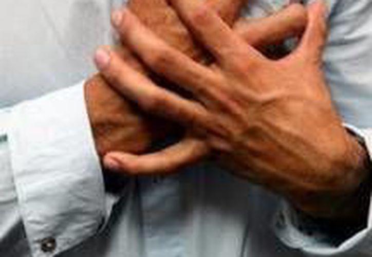 El ictus ocasiona un coágulo de sangre que ocasiona la obstrucción de la vena cerebral y puede ocasionar la muerte. (Foto/Internet)