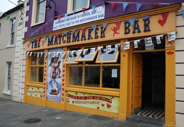 Encontrar a tu alma gemela puede ser una tarea abrumadora, pero este festival hace el proceso mucho más agradable con un poco de suerte irlandesa. (Contexto/Internet).