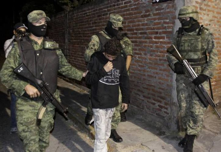 La detención del menor de 14 años se logró tras las investigaciones por el robo de un vehículo. Imagen de contexto.. (Archivo/SIPSE)