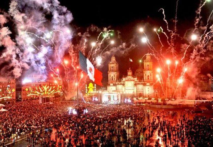 Para la celebración del Grito, indicó, los mexicanos también buscan los mejores precios de los ingredientes típicos. (CUPA)