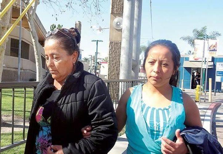 La señora Agapita Montes ya está en la ciudad norteamericana de Pasco en la espera de que le entreguen el cuerpo de su hijo. (Foto: http://laparadadigital.com)
