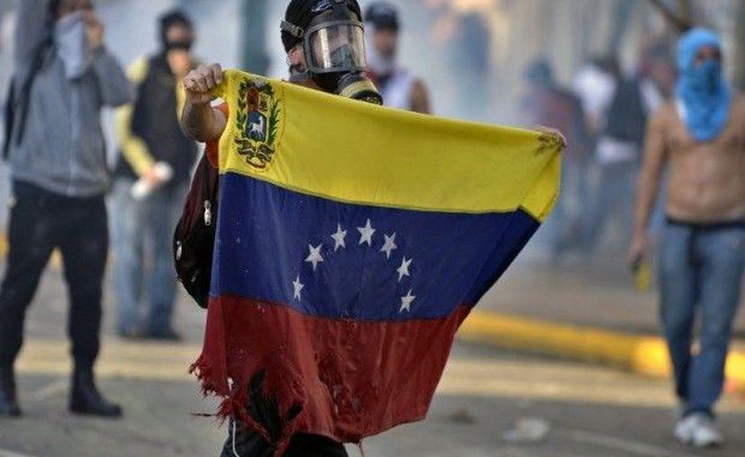 El levantamiento fue disuelto por la policía con gases lacrimógenos y chorros de agua. (Foto: Contexto/Internet)