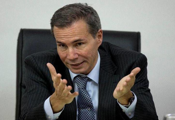 Nisman fue hallado muerto el 18 de enero, cuatro días después de denunciar a la presidenta Cristina Fernández. (Archivo/AP)