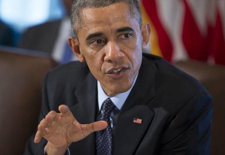 Según Barack Obama, las nuevas reglas deberán garantizar el derecho de acceso a un sitio legal, sin posibilidad de que los PSI puedan bloquearlo. (Imagen de archivo/AP)