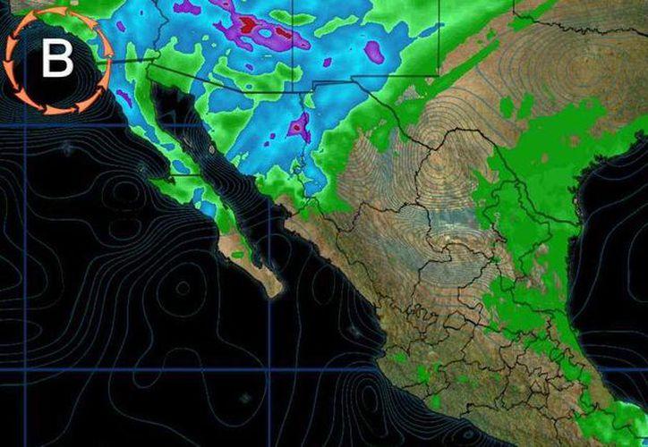 La temperatura mínima oscilará en los 21 grados centígrados en Chetumal. (Conagua)