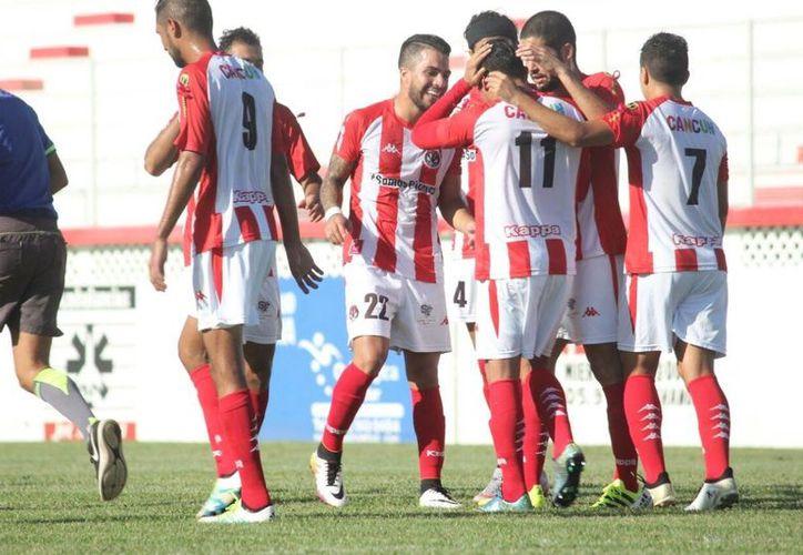 A este ritmo, el equipo caribeño podría convertirse en el primer invitado a la liguilla por el ascenso. (Ángel Mazariego/SIPSE)