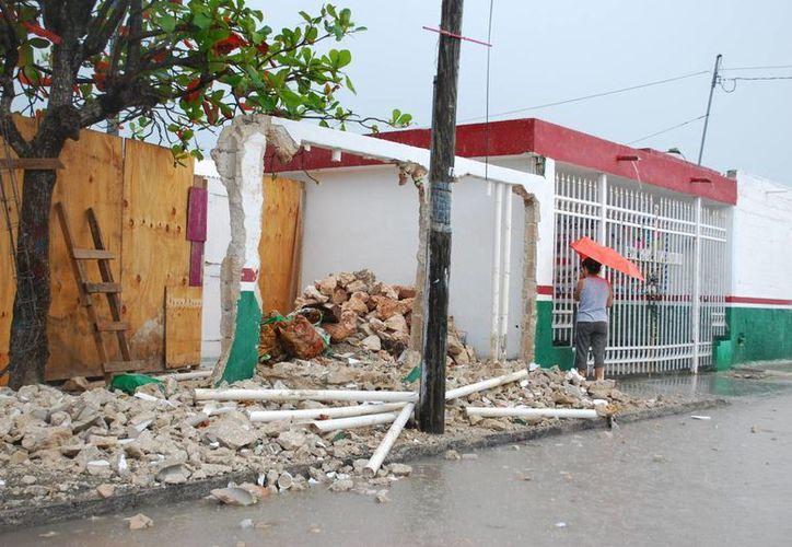 El año pasado se realizaron 16 remodelaciones en escuelas. (Tomás Álvarez/SIPSE)