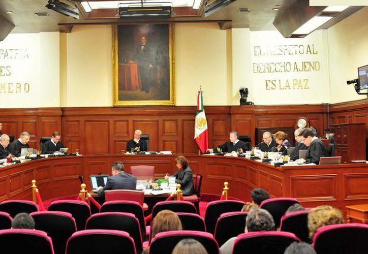El nuevo protocolo es para los magistrados y el personal jurisdiccional del tribunal. (Notimex/Contexto)