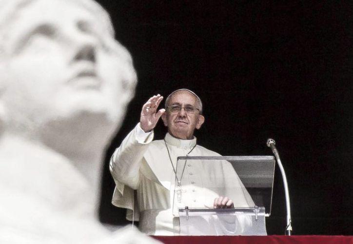 Francisco estableció el 8 de enero para el inicio del Capítulo. (Agencias)