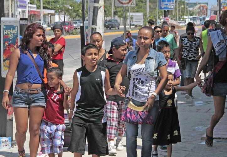La diputada Peralta De La Peña destacó que aún falta trabajo legislativo para atender la problemática. (Jesús Tijerina/ SIPSE)