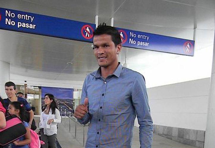 Candia es el último refuerzo extranjero que formará parte del equipo de los Potros de Hierro. (Ángel Mazariego/SIPSE)