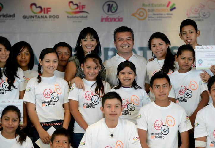 La iniciativa brinda herramientas a la infancia para protegerlos y ofrecerles mayor participación en la sociedad. (Redacción/SIPSE)