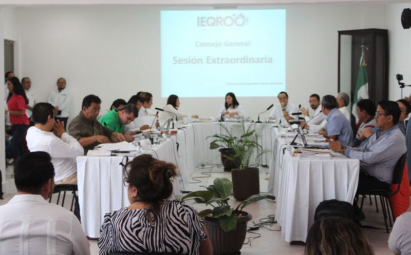 Niega Instituto Electoral de Quintana Roo registro a 'Chanito' Toledo
