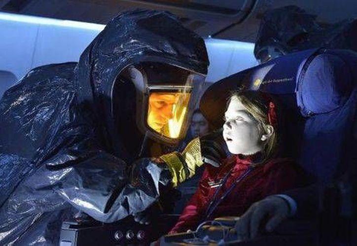 The Strain, serie del mexicano Gullermo del Toro, llega a la televisión mexicana.