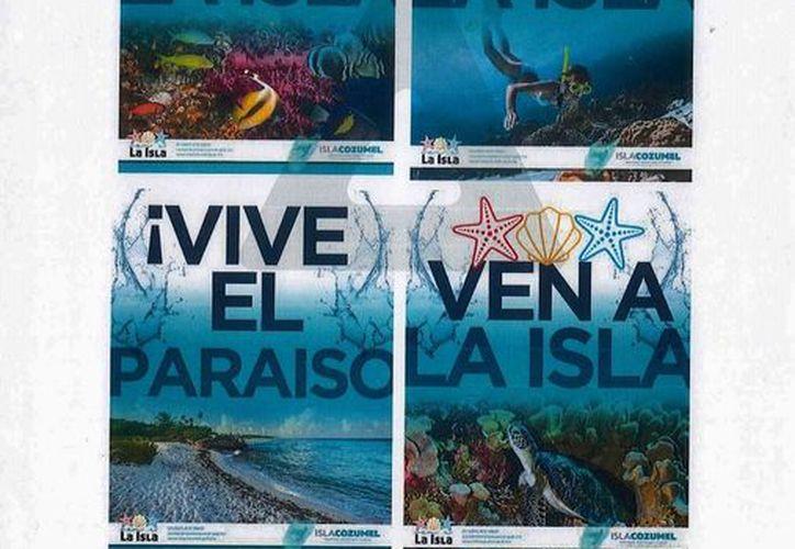 El proyecto contemplaba publicidad en diferentes medios de comunicación. (Gustavo Villegas/SIPSE)