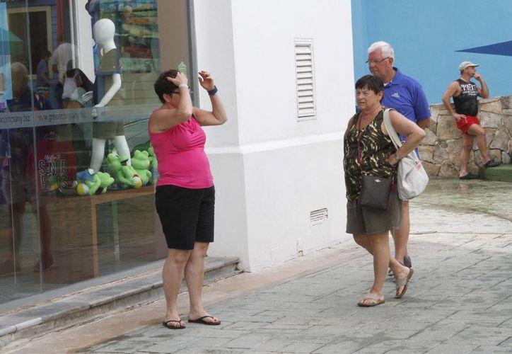 Los turistas retirados llegan en busca de atención médica en Quintana Roo. (Tomás Álvarez/SIPSE)