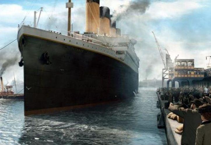 En los próximos días saldrá a la venta el libro El caballero del Titanic de la escritora mexicana Guadalupe Loaeza. (Foto: Reuters)