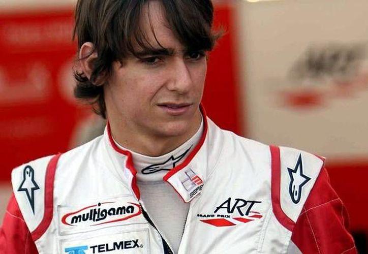Esteban Gutiérrez, de 22 años, fue distinguido como Novato del Año por la Fórmula Uno. (mediotiempo.com)