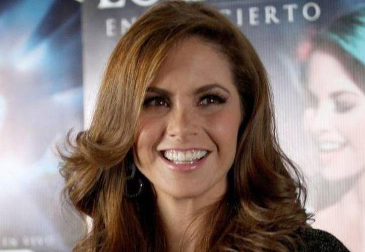 Será la actriz quien interpretará el himno nacional el próximo 16 de septiembre en la T-Mobile Arena de Las Vegas. (SIPSE)