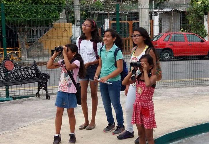 """En la actividad participó el grupo de """"Jóvenes por la Conservación"""". (Redacción/SIPSE)."""