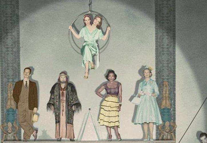 American horror story revive los circos de fenómenos de mediados de los 50 del siglo pasado. (latercera.com)