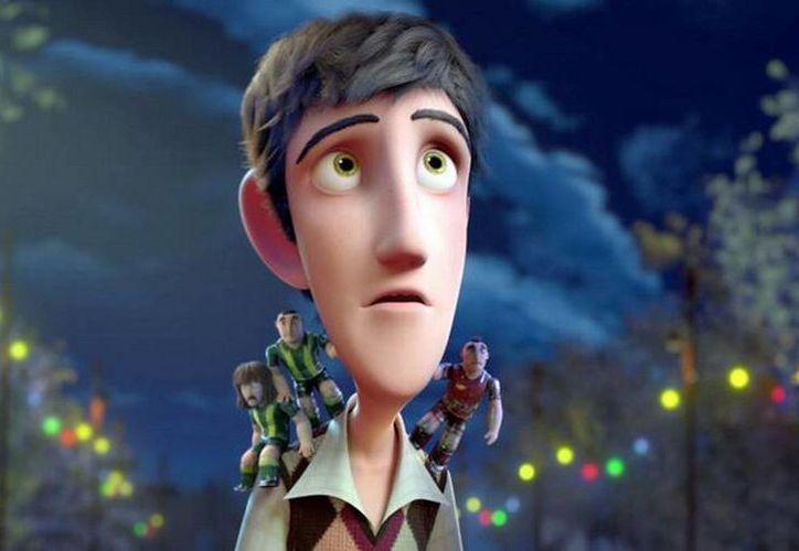 El protagonista de esta cinta animada en 3D es Amadeo, que trabaja en un bar, juega al metegol mejor que nadie. (@MetegolPelicula)