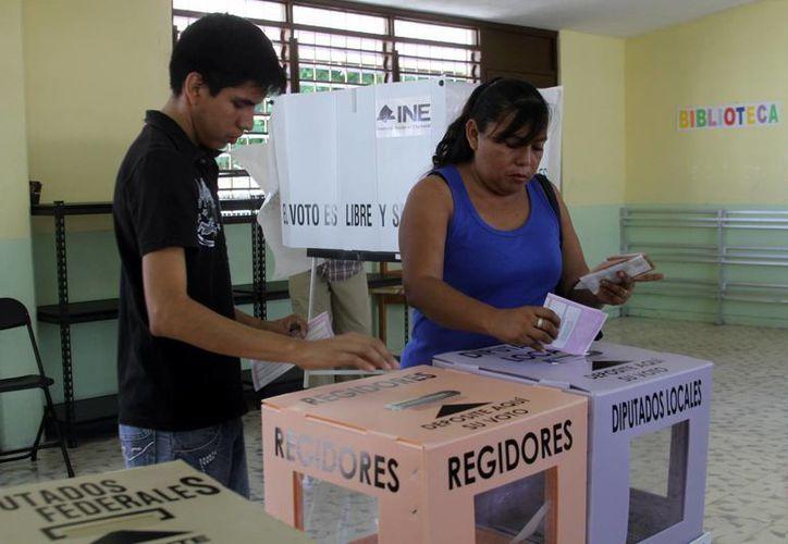 Mérida se quedaría sin un distrito electoral. (Milenio Novedades)