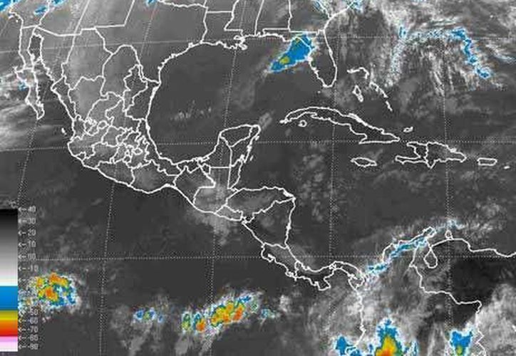 En Cancún se espera un cielo parcialmente nublado, con cero por ciento de probabilidad de lluvias. (Conagua)