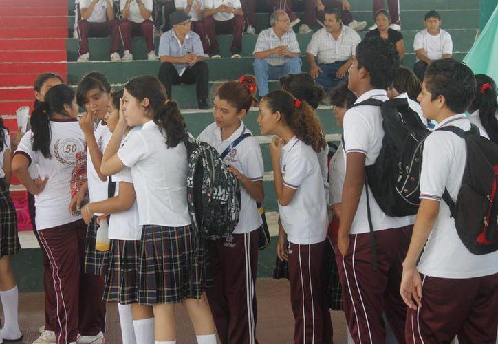 La Comisión de los Derechos Humanos evaluará las problemáticas sociales en escuelas de Quintana Roo. (Harold Alcocer/SIPSE)