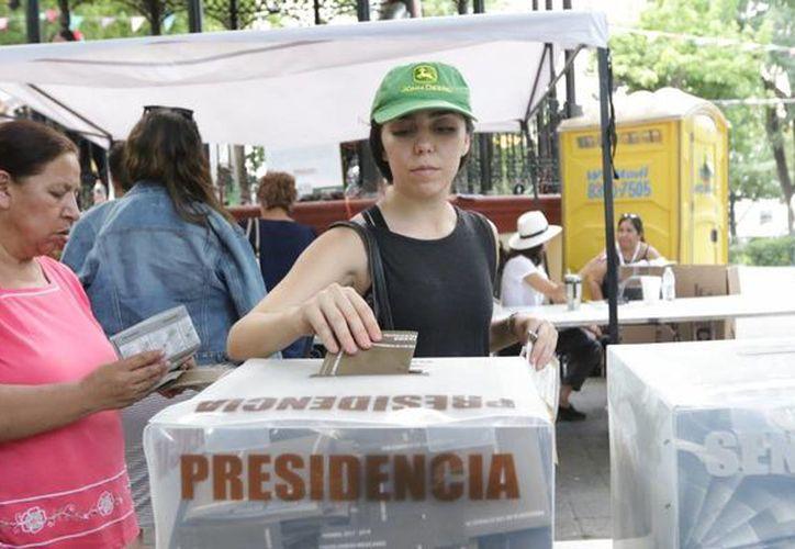 En Nuevo León la jornada electoral transcurrió con calma. (Publímetro)