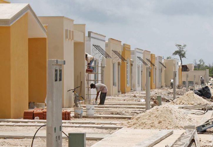 Prevén otorgar más de 12 mil 500 créditos de vivienda. (Jesús Tijerina/SIPSE)