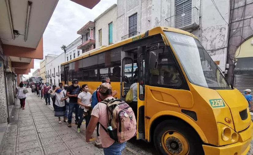 There will be approaching stops with the purpose of reducing the distances traveled.  (Yucatan News)
