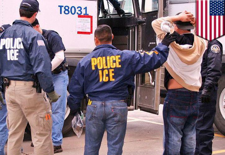 La oficina de ICE le notificó que tenía que dejar Estados Unidos en sólo unas semanas. (Foto: Contexto/Internet)