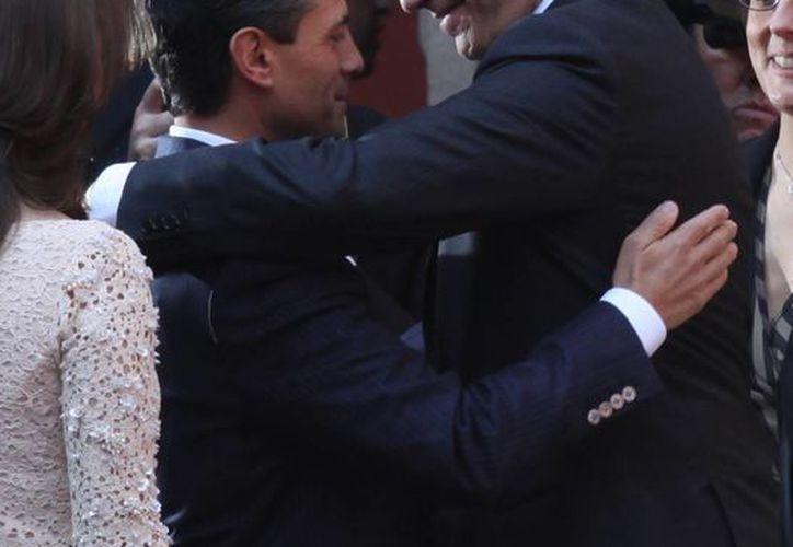 Letta: el presidente Enrique Peña Nieto ha conseguido un conjunto de reformas históricas a partir del Pacto por México. (Agencias)
