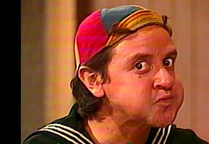 Carlos Villagrán, mejor conocido como Kiko. (Internet)