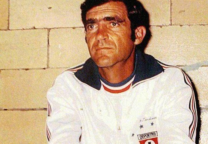 Raúl Cárdenas también es recordado por darle cinco títulos de Liga al Cruz Azul en los años 70. (Archivo Mexsport)