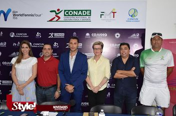 ITF World Tennis Tour iniciara torneos en Cancún