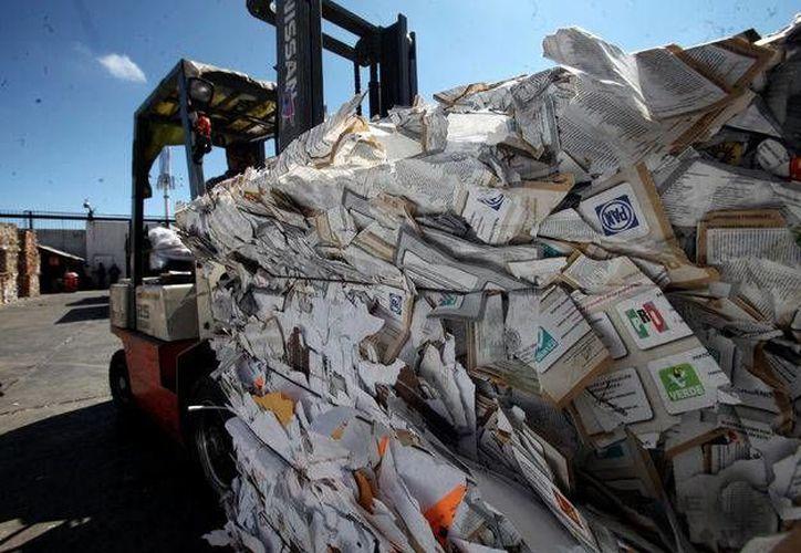 El 28 de agosto pasado se autorizó la destrucción de las boletas. (elsiglodetorreon.com.mx)